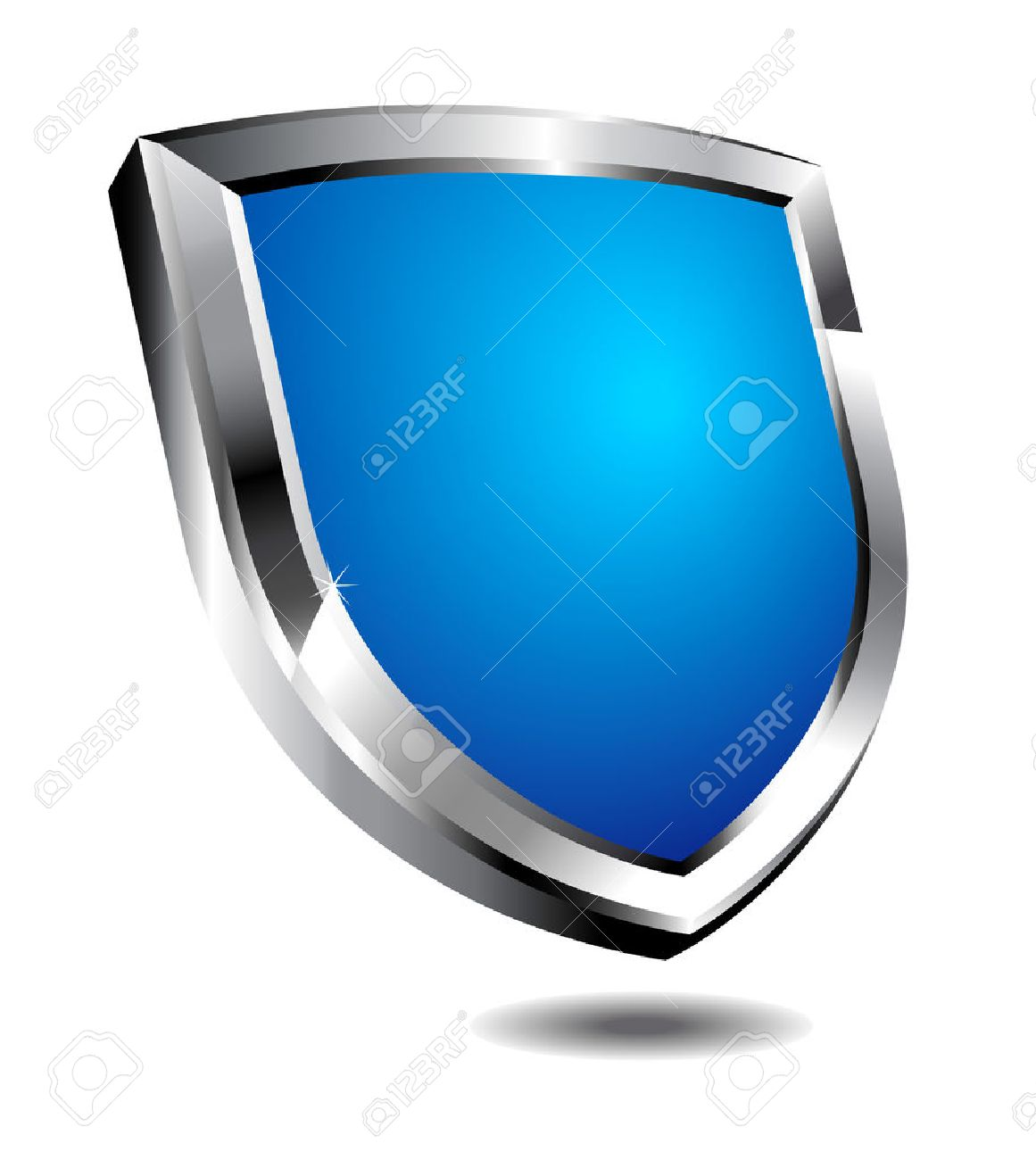 Modern Blue Shield - 9088028