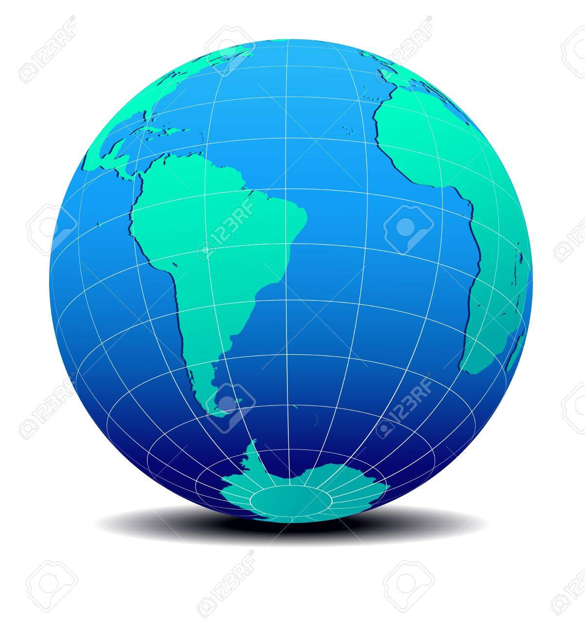 South america and africa global world map royalty free cliparts south america and africa global world map stock vector 17540910 gumiabroncs Choice Image