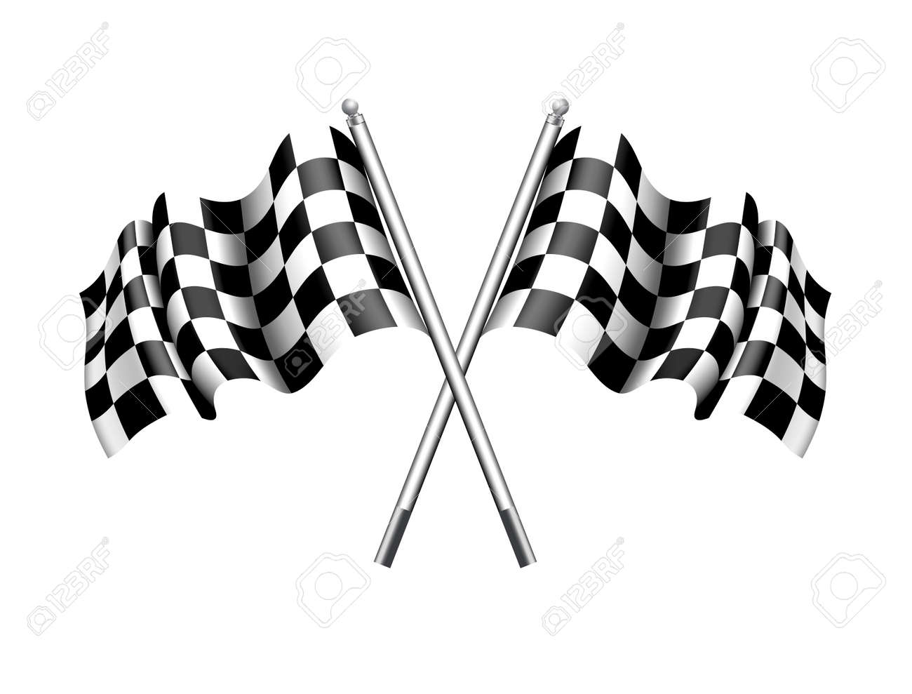 Free Chequered Flag, Download Free Clip Art, Free Clip Art on Clipart  Library