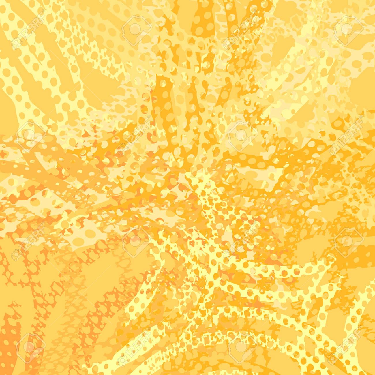 暖かい壁紙のイラスト素材 ベクタ Image 10922342