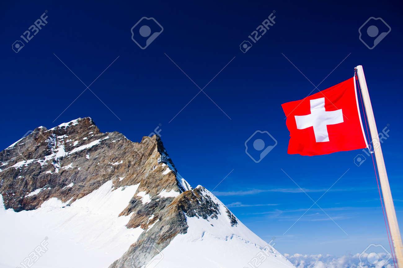 Jungfraujoch, Switzerland - 11803502