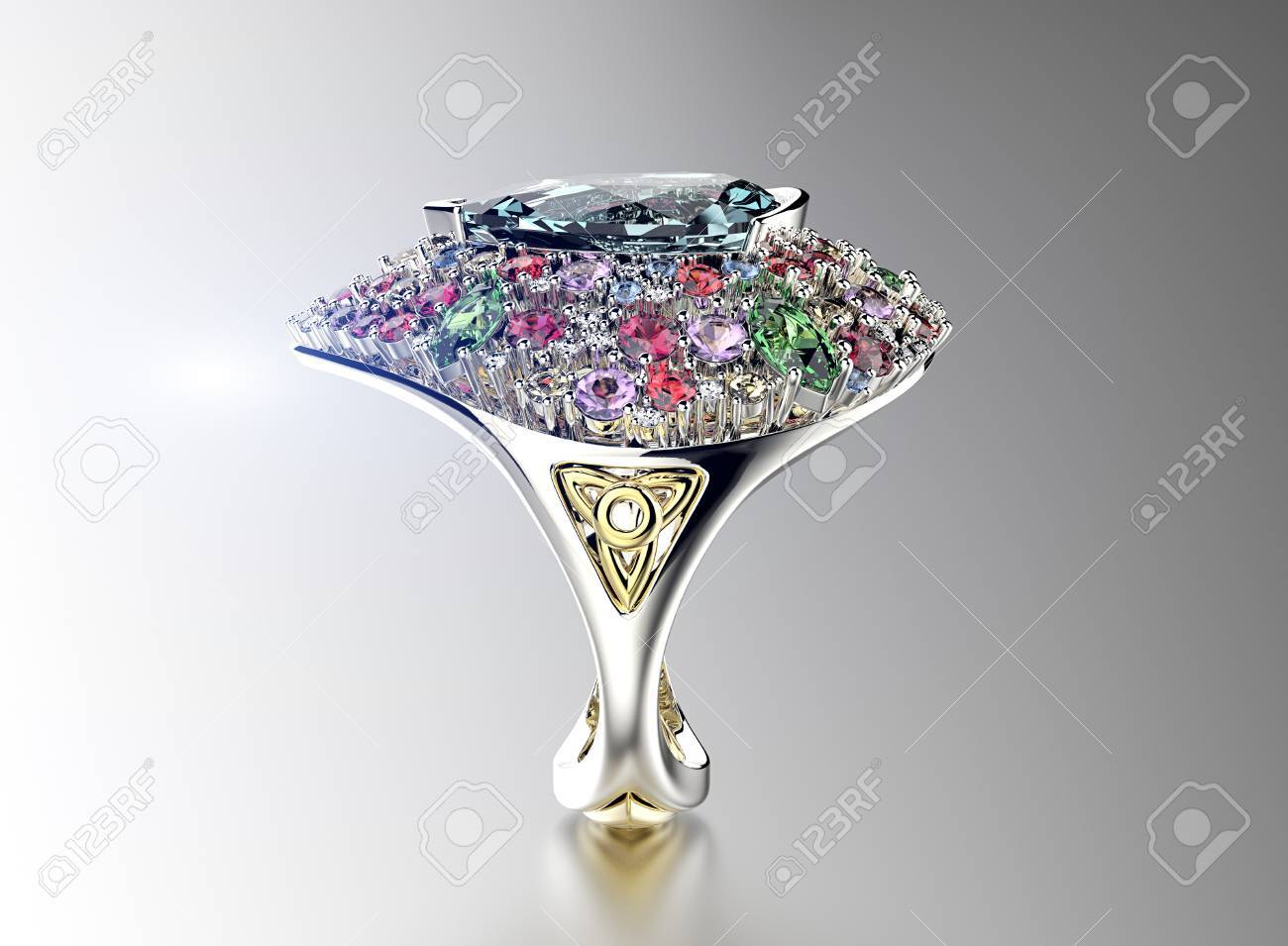 round twisted encrusted club plumb color the ring shapes creative halos use a with frame diamond designs of center different negative space bridal and cushion stones top like