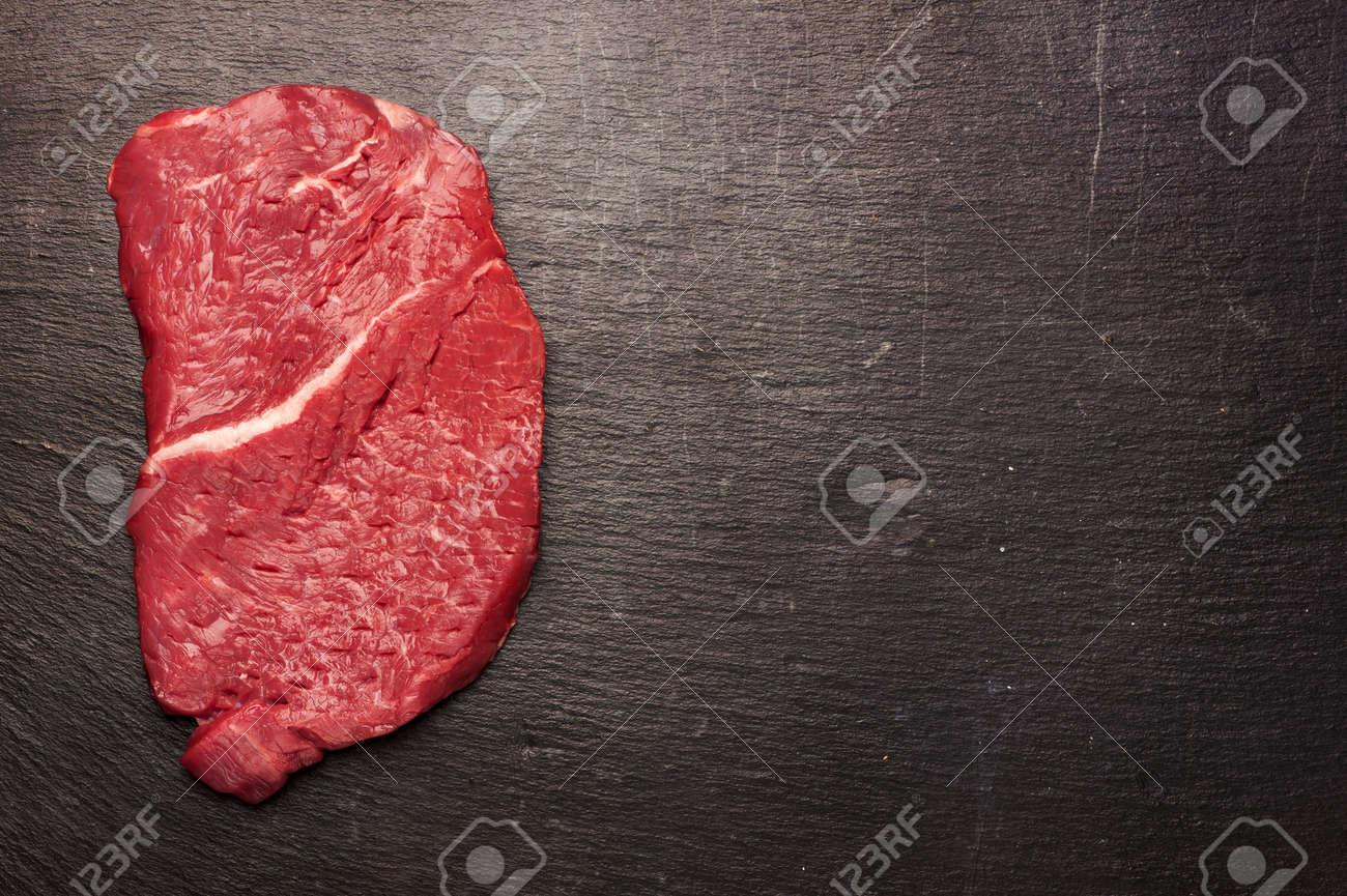 Raw beef steak - 36298396