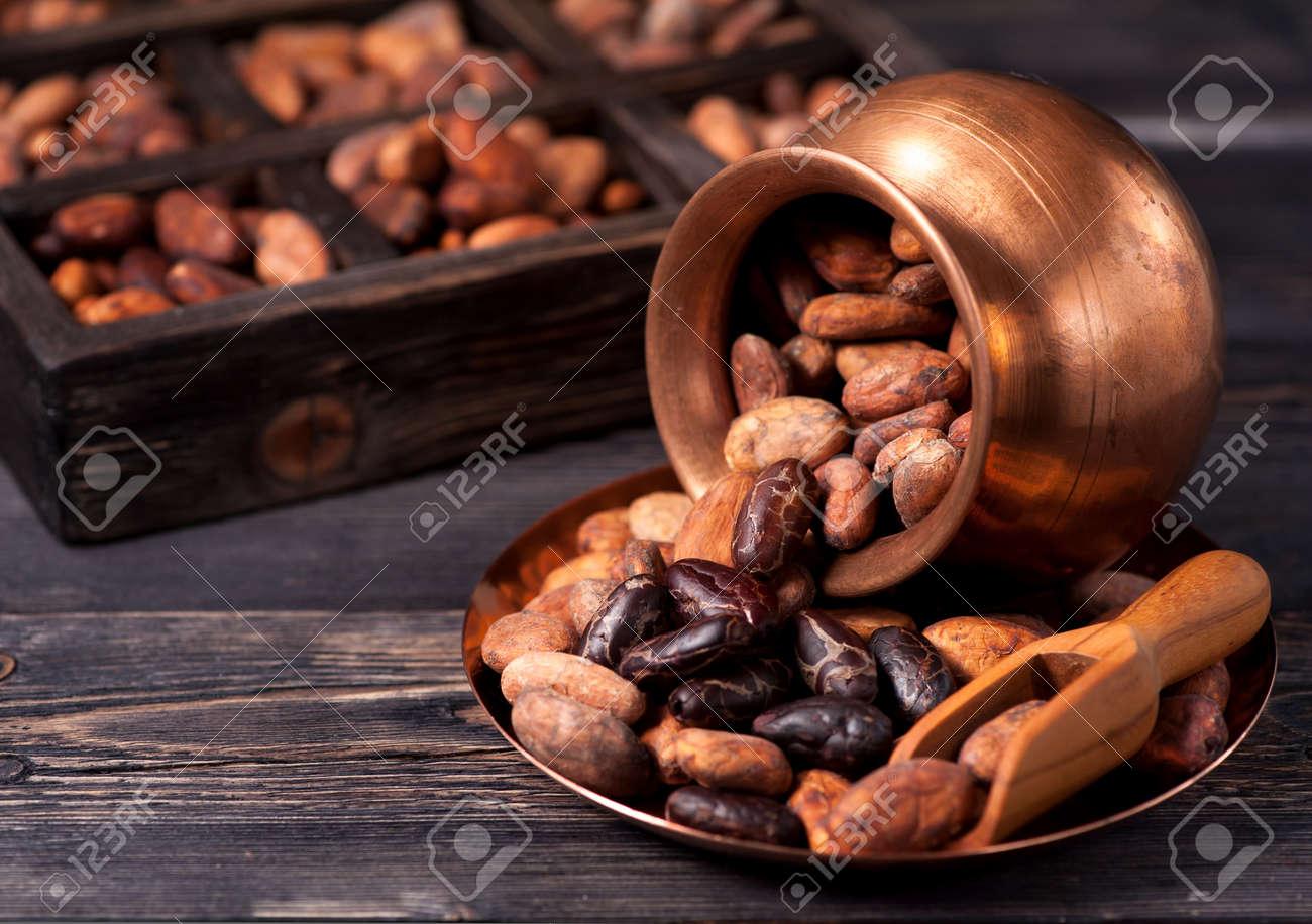 cocoa beans - 40335073