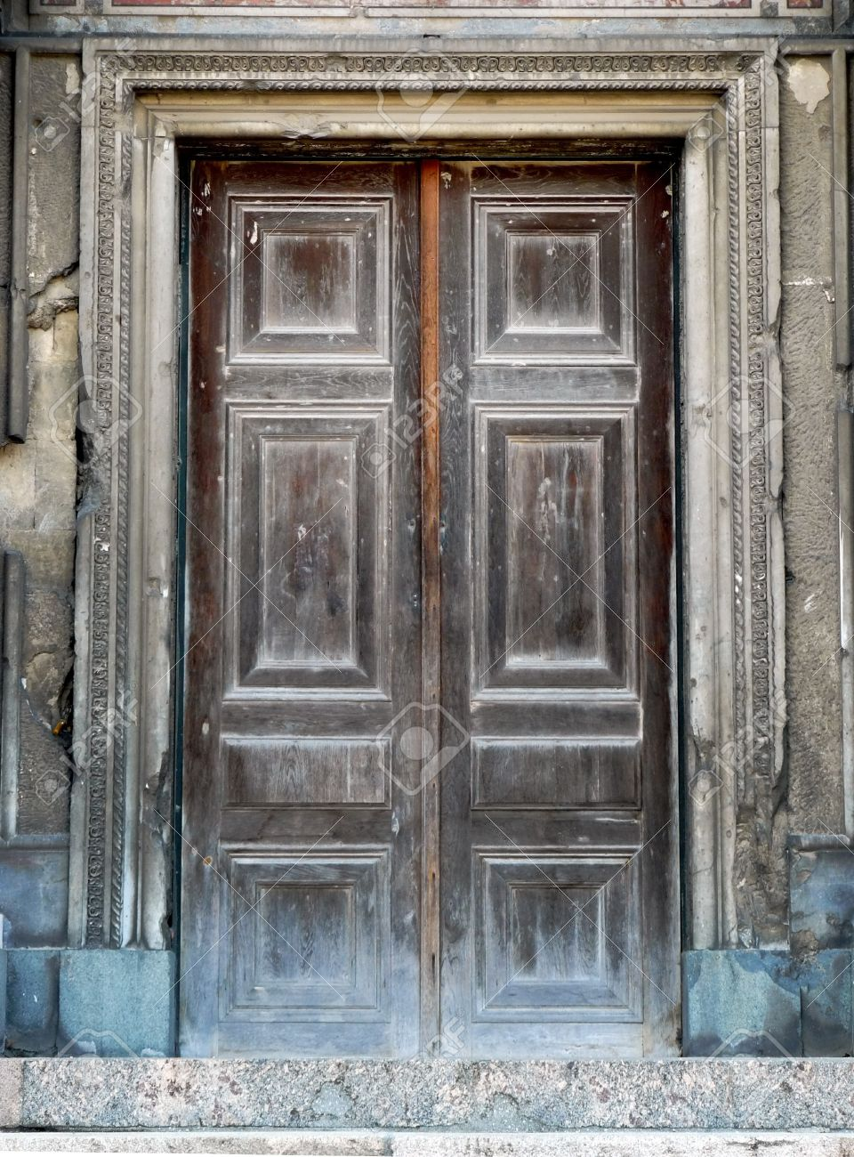 Old Door Element Of Design Stock Photo Picture And Royalty Free