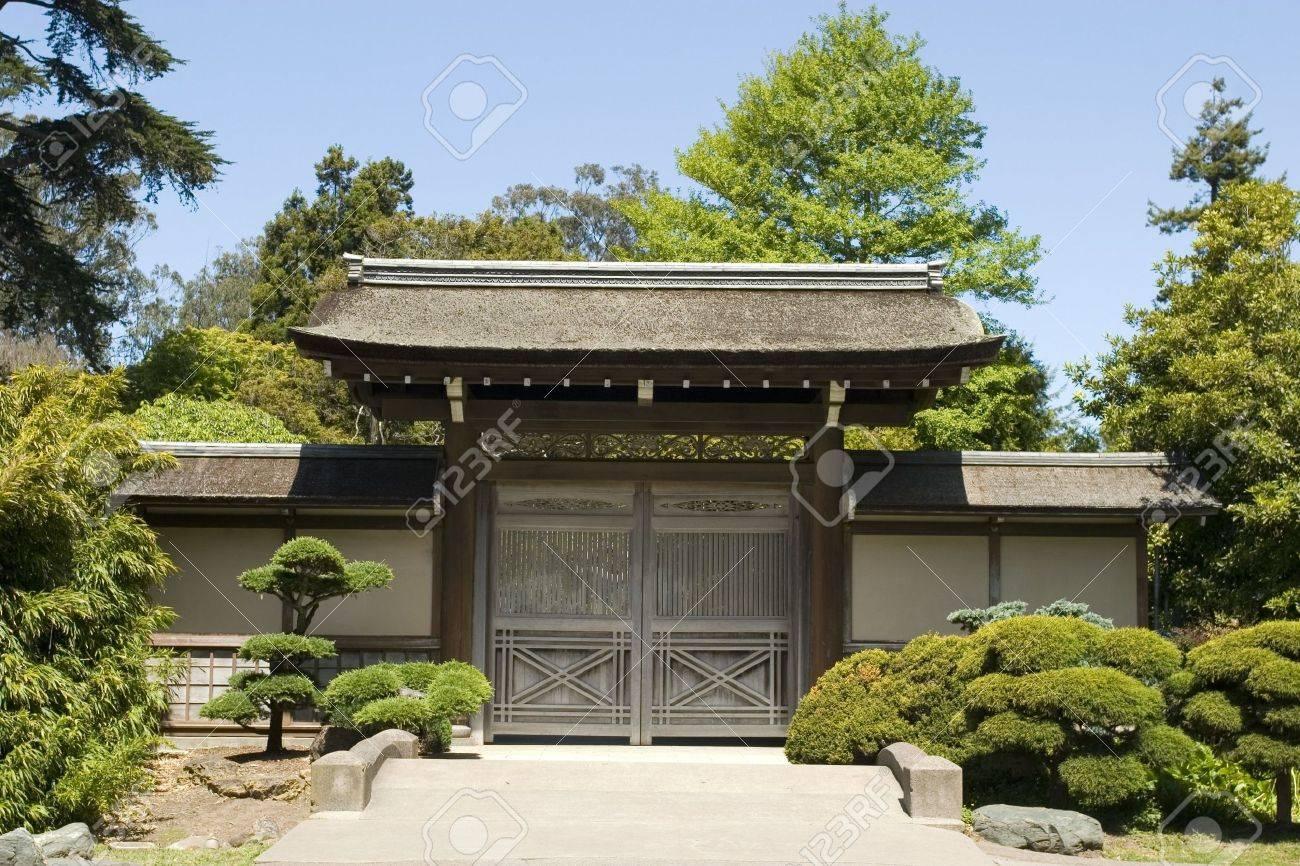Japanese Garden Gate the japanese tea garden in golden gate park is the type of