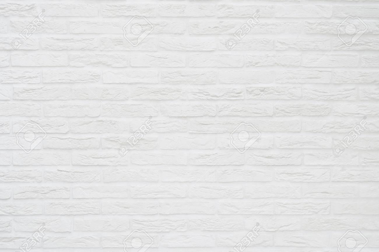 white brick wall background - 92366520
