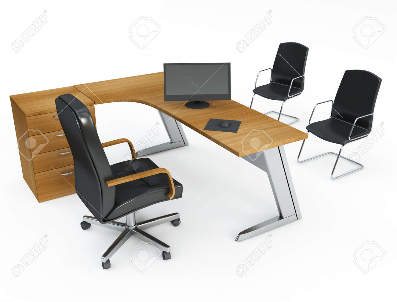 director's office Stock Photo - 9162250
