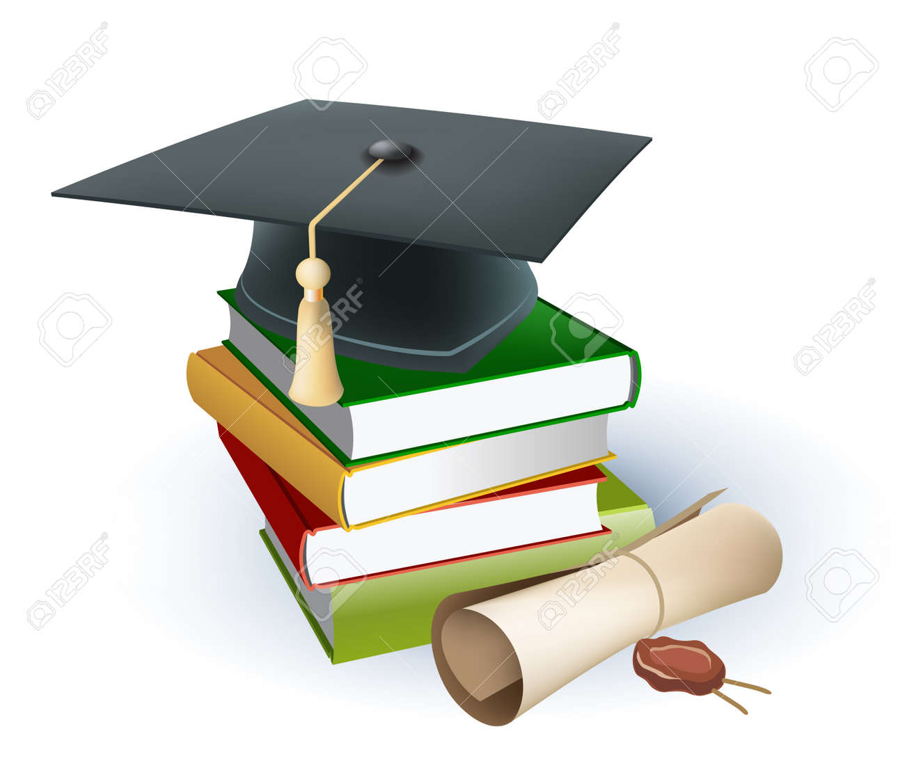 Education Background Royalty Free Cliparts, Vectors, And Stock ...