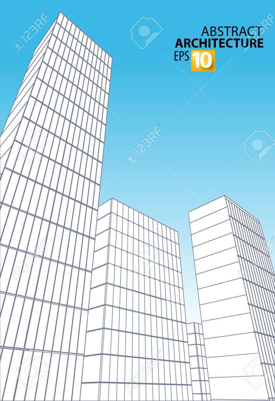 city Stock Vector - 13986531