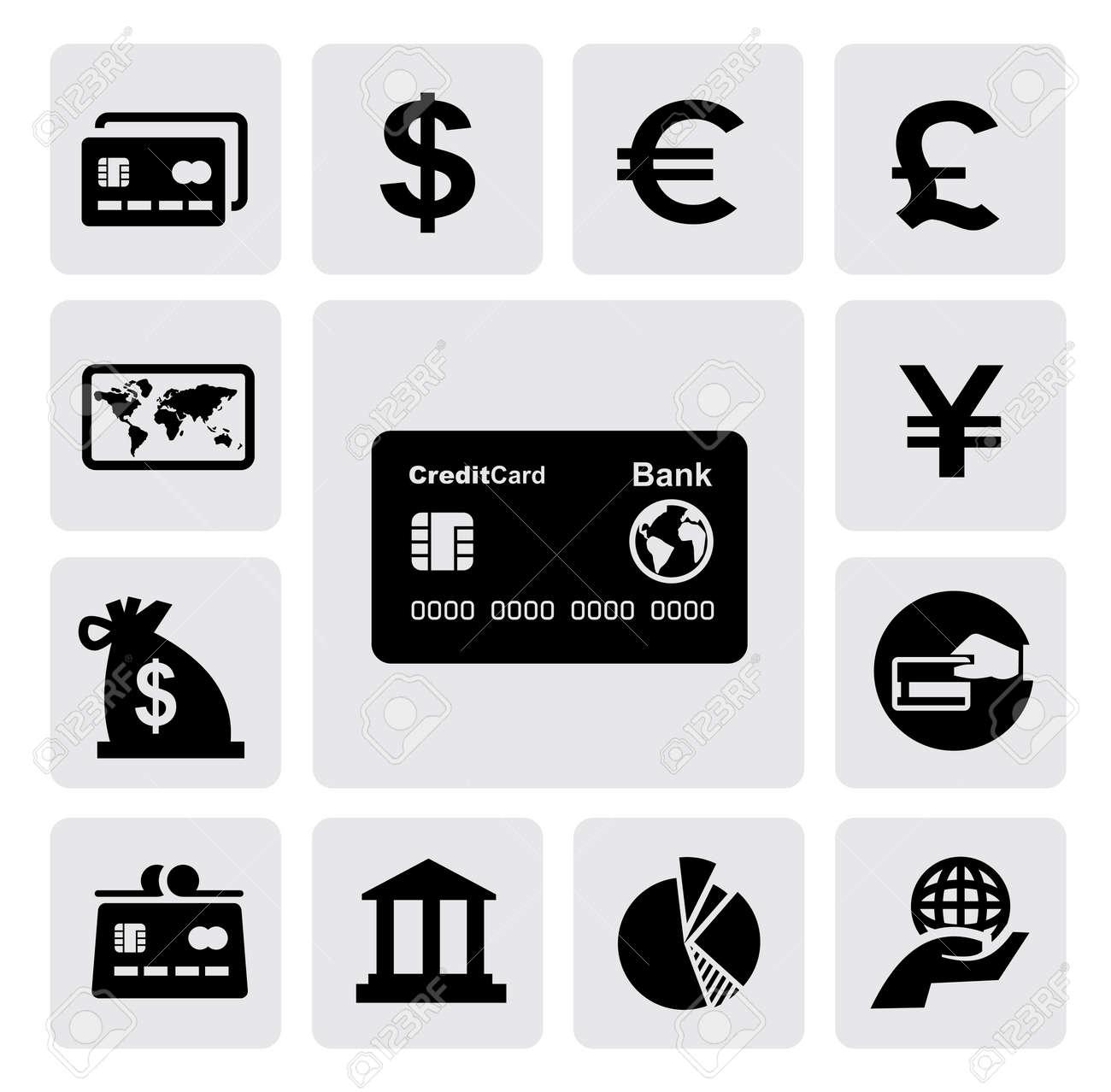 credit card Stock Vector - 17012227