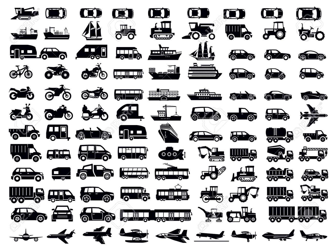 transportation icon - 18701662