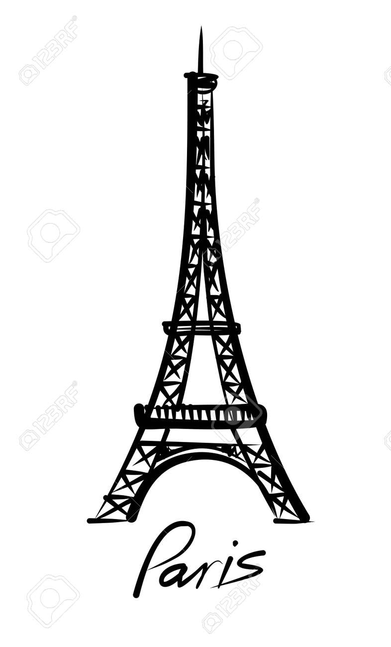 Vector eiffel tower stock photo picture and royalty free image vector eiffel tower stock photo 26428034 thecheapjerseys Image collections