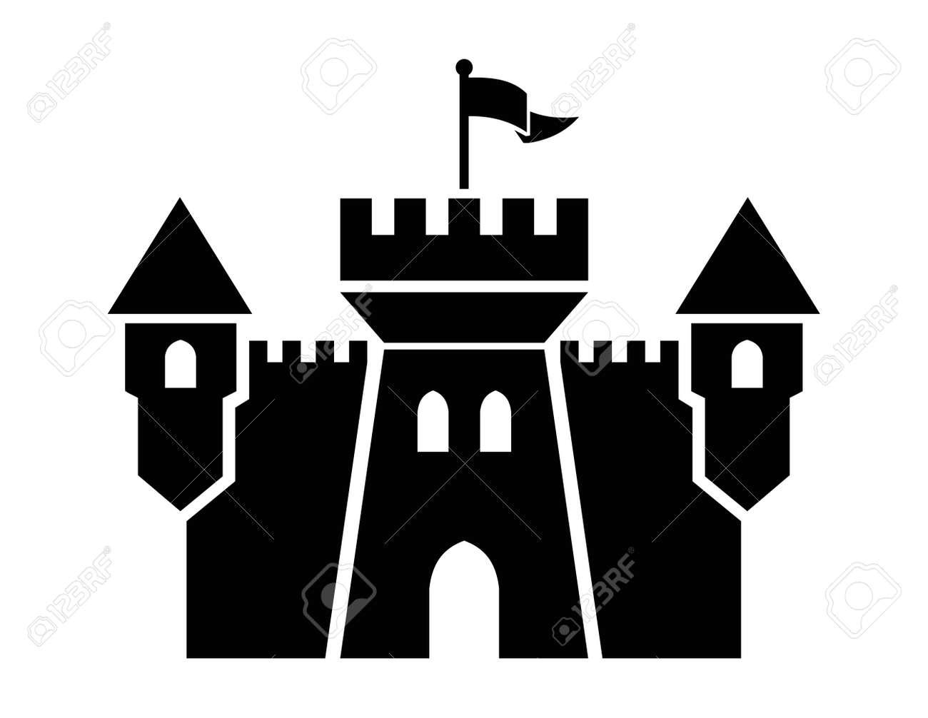 Clip Art Castle Images & Stock Pictures. Royalty Free Clip Art ...