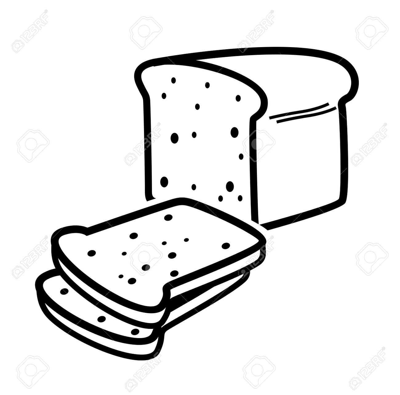 Loaf Clipart