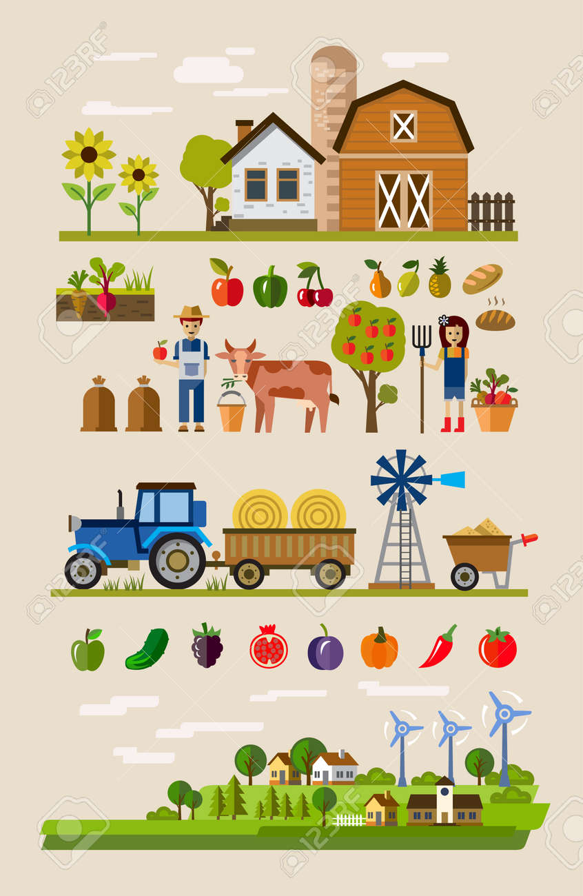 Agriculture and Farming - 39941777