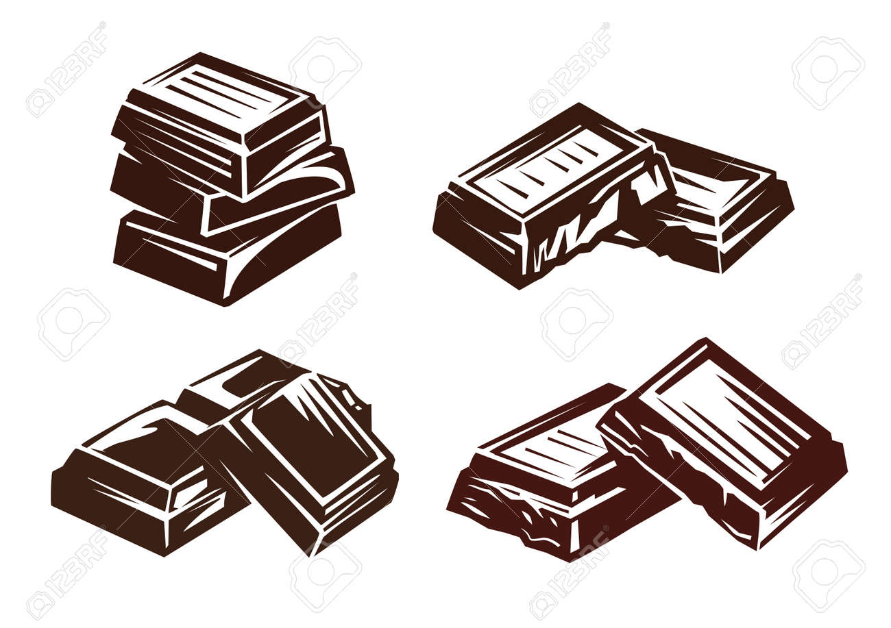 chocolate vector symbol royalty free cliparts vectors and stock rh 123rf com chocolate victoria sponge recipe uk chocolate victoria sponge cake recipe