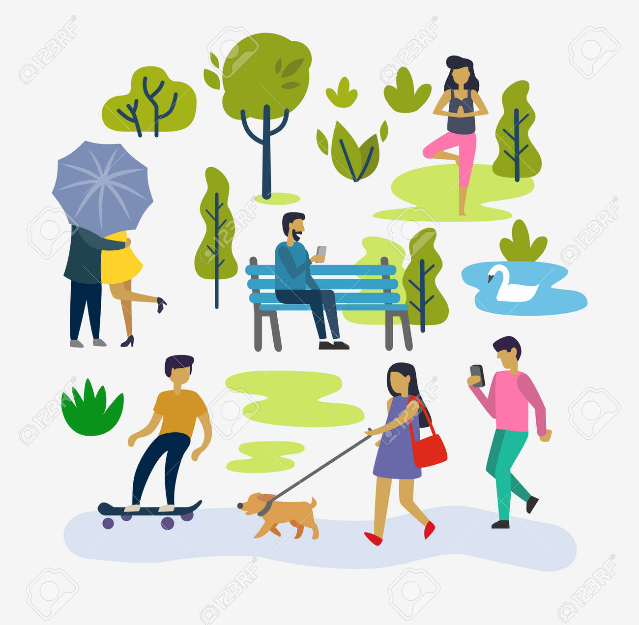 Image result for outdoor activities clipart
