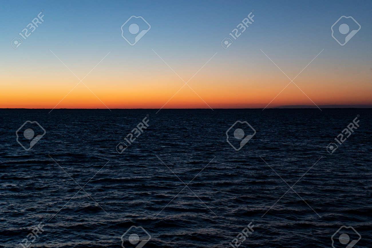 Dawn over the sea, morning - 153349451