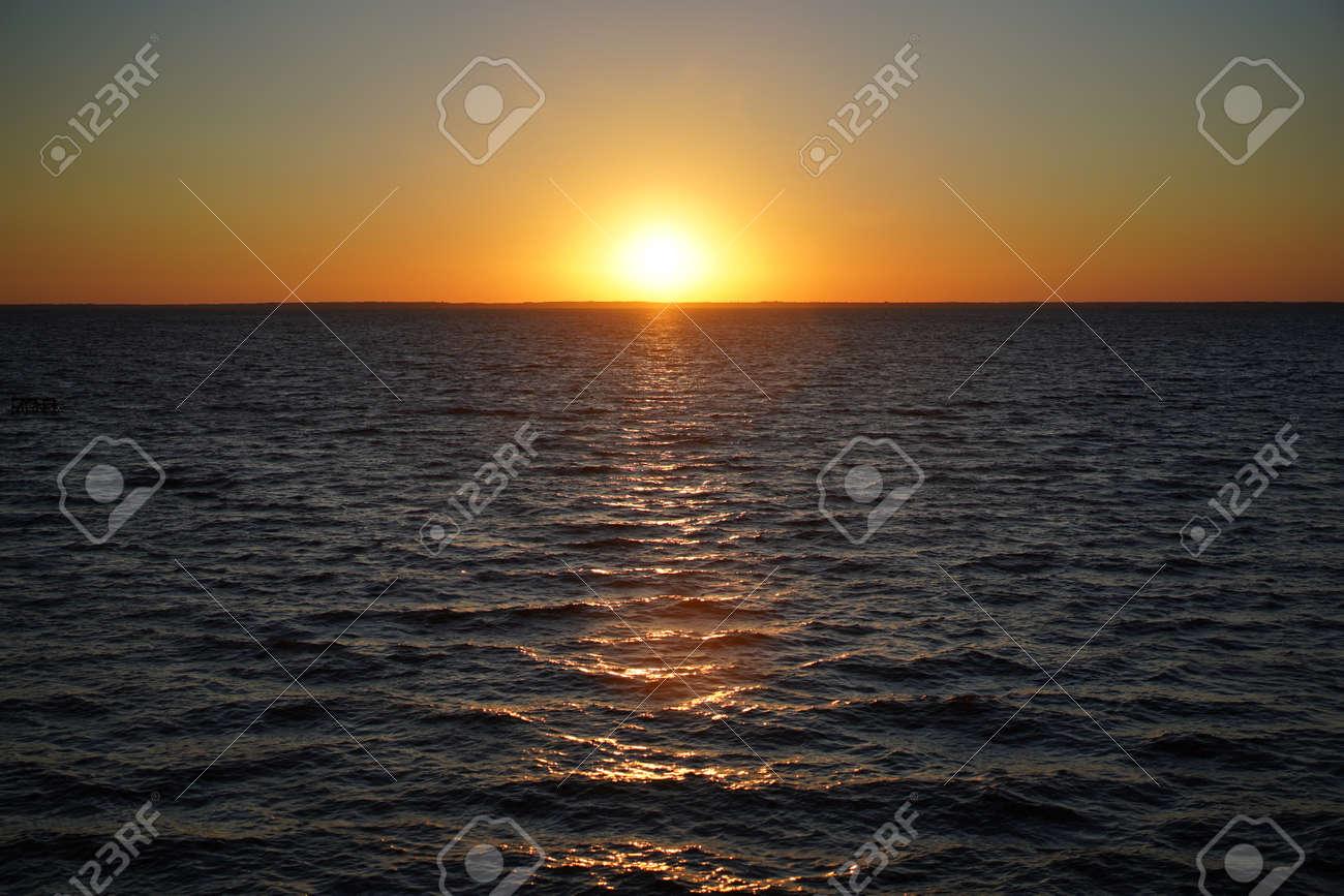 Dawn over the sea, morning - 153349501