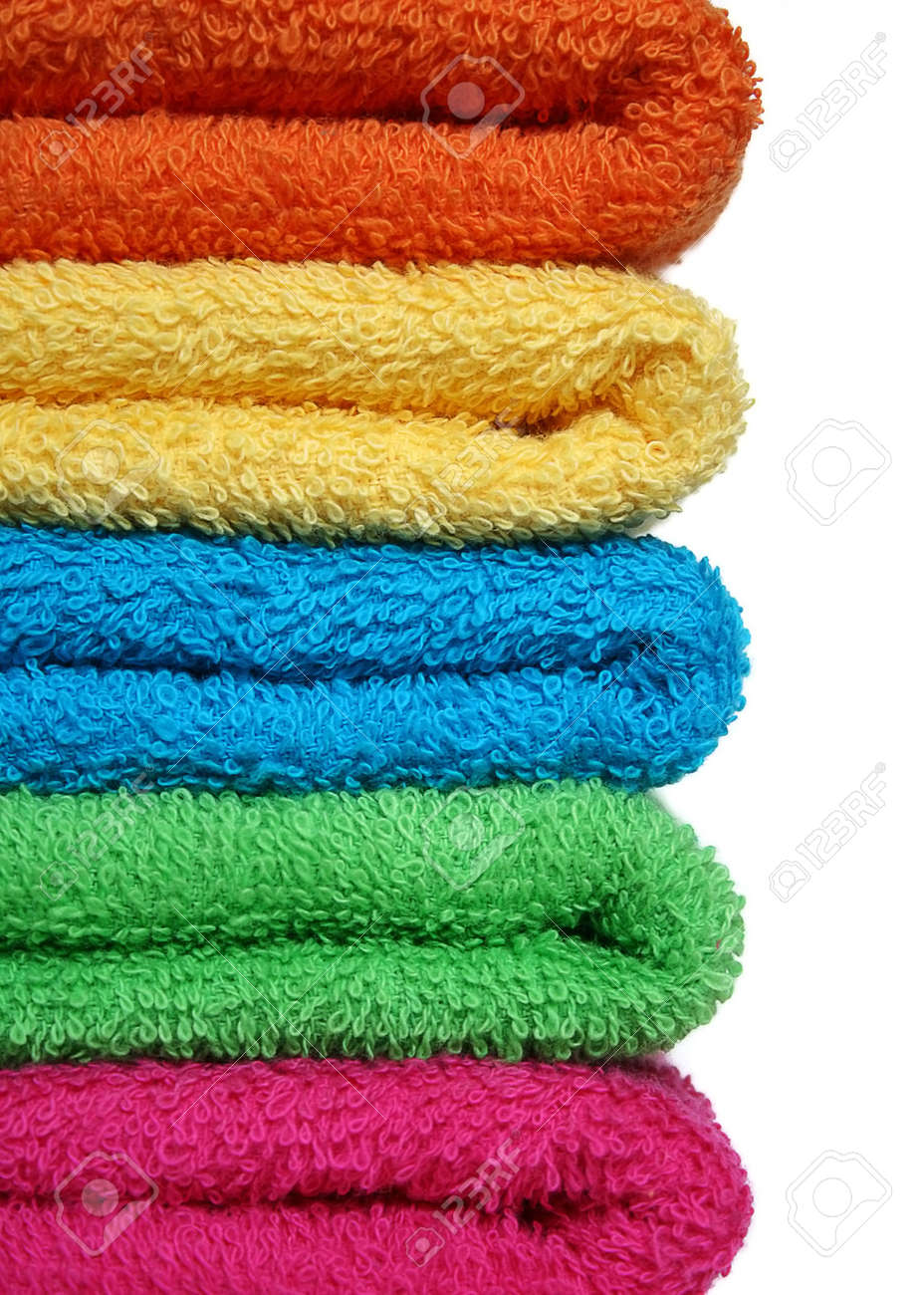 Towels Stock Photo - 338796