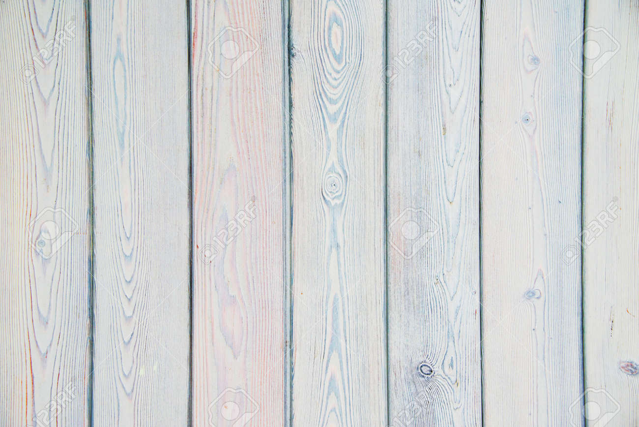 Old White Blue Painted Wooden Texture Wallpaper And Background