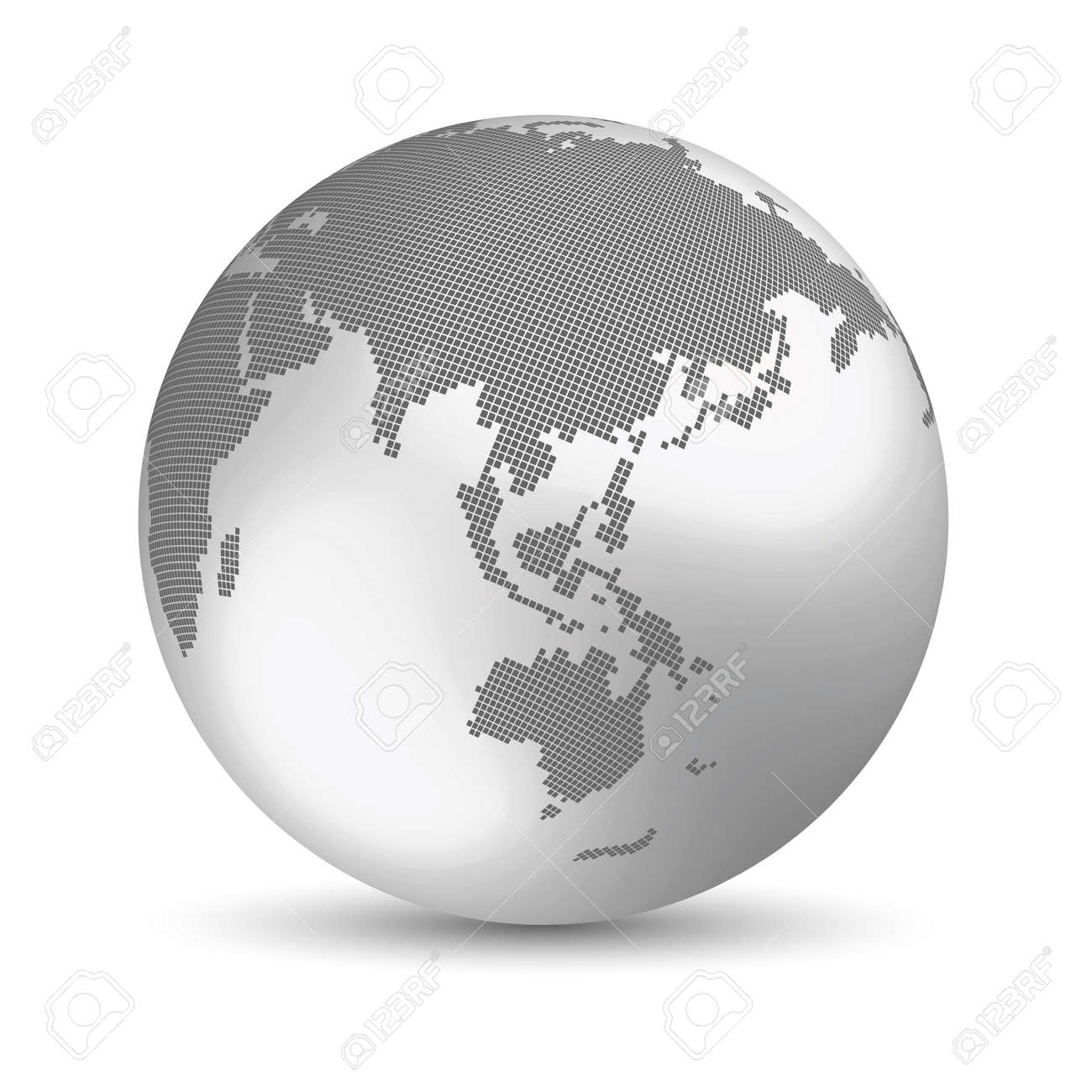 Digital Earth concept - 14515744