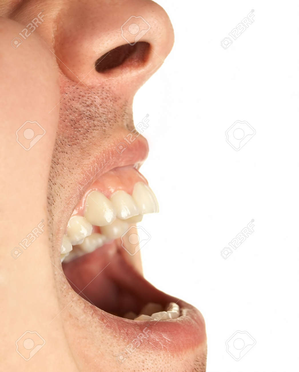 screeming Stock Photo - 635791