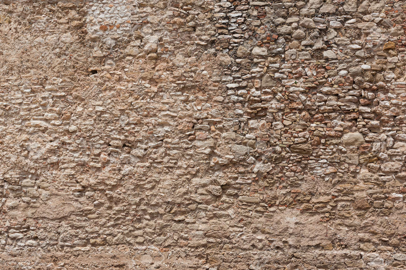Stein Wand Textur Hintergrund Lizenzfreie Fotos, Bilder Und Stock ...