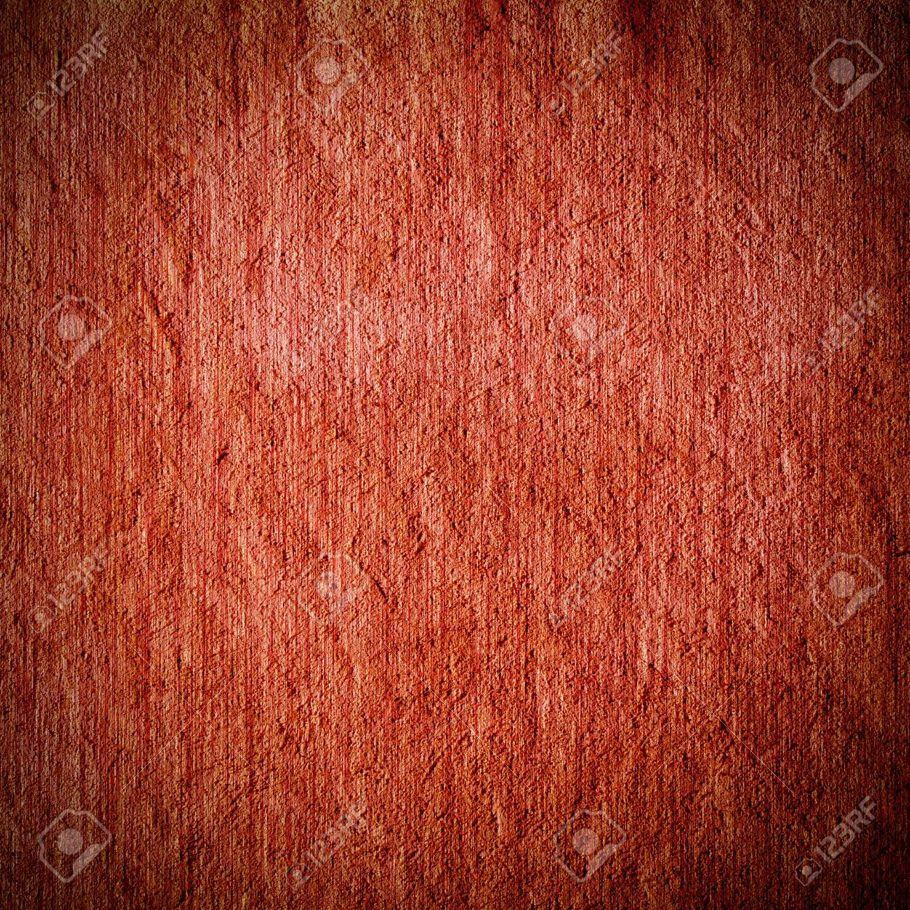 Red old, grunge background wall texture Stock Photo - 15608528