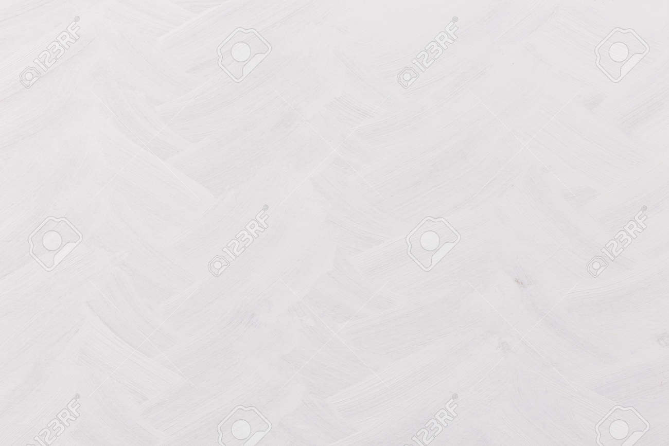 Brushed white painted wall texture - 40512655