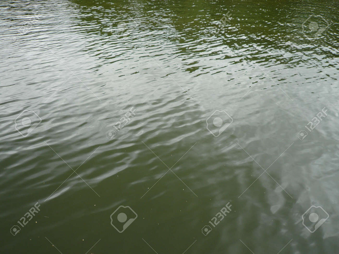 ripple on water at day Stock Photo - 3707397