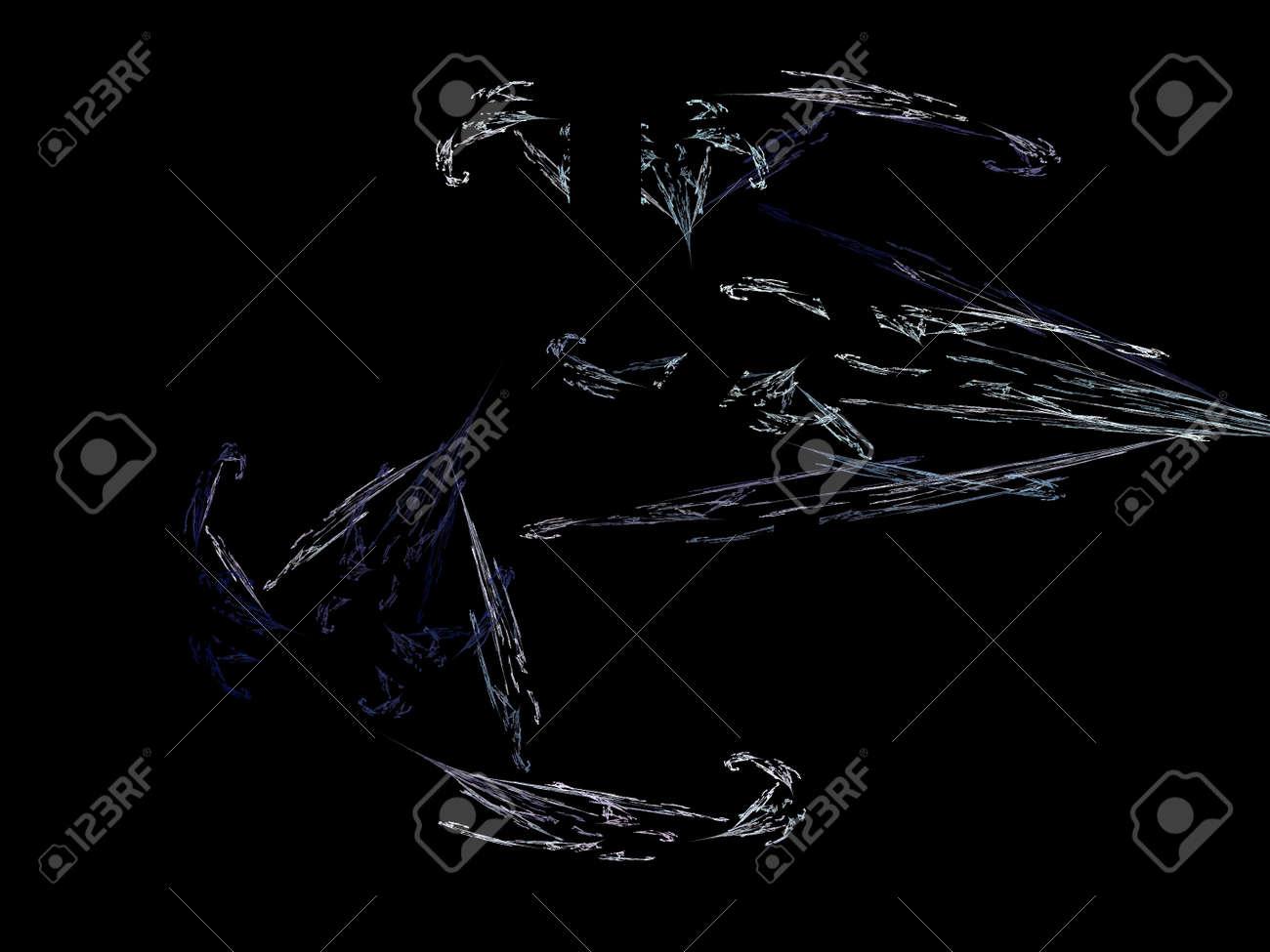 digital fractal Stock Photo - 13780348