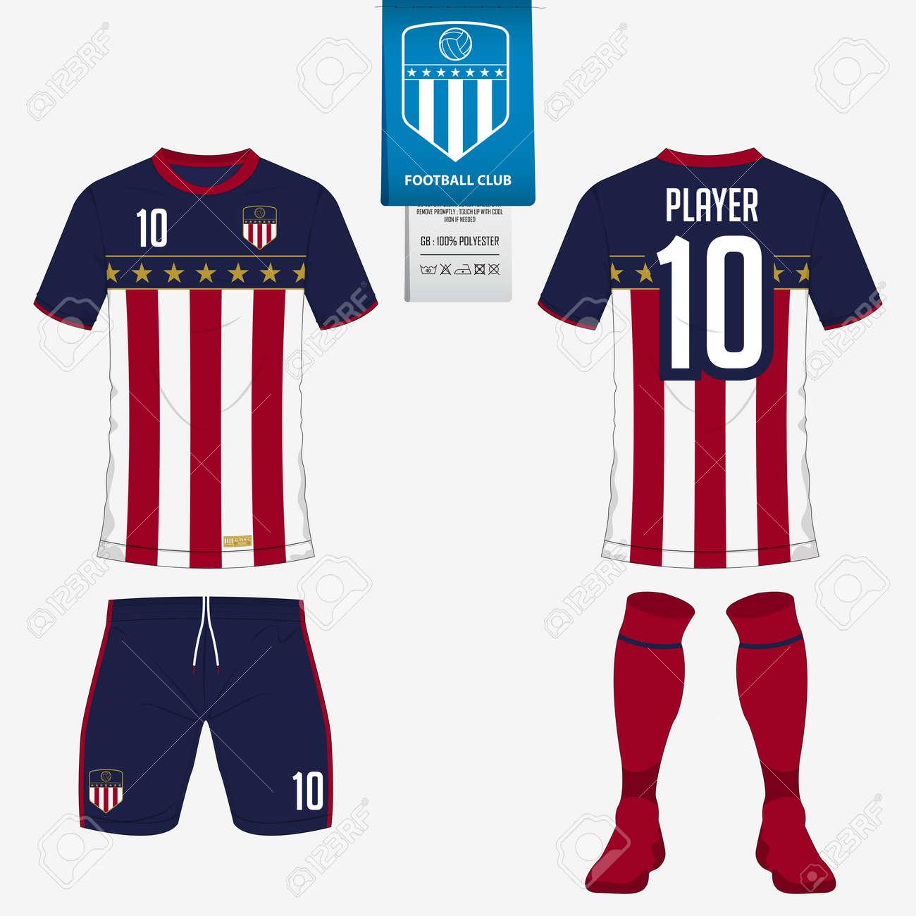Jersey De Fútbol O Kit De Fútbol 527ed914510db