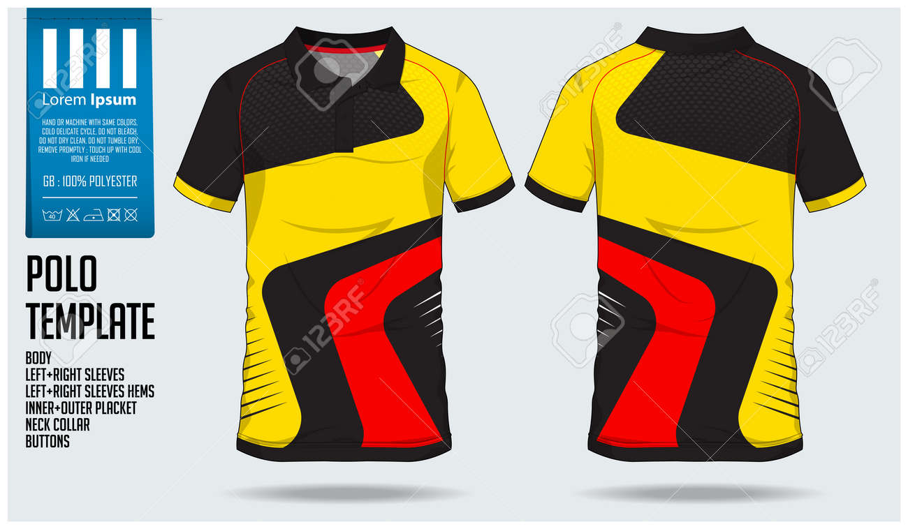 Sport Polo Shirt Design Bcd Tofu House