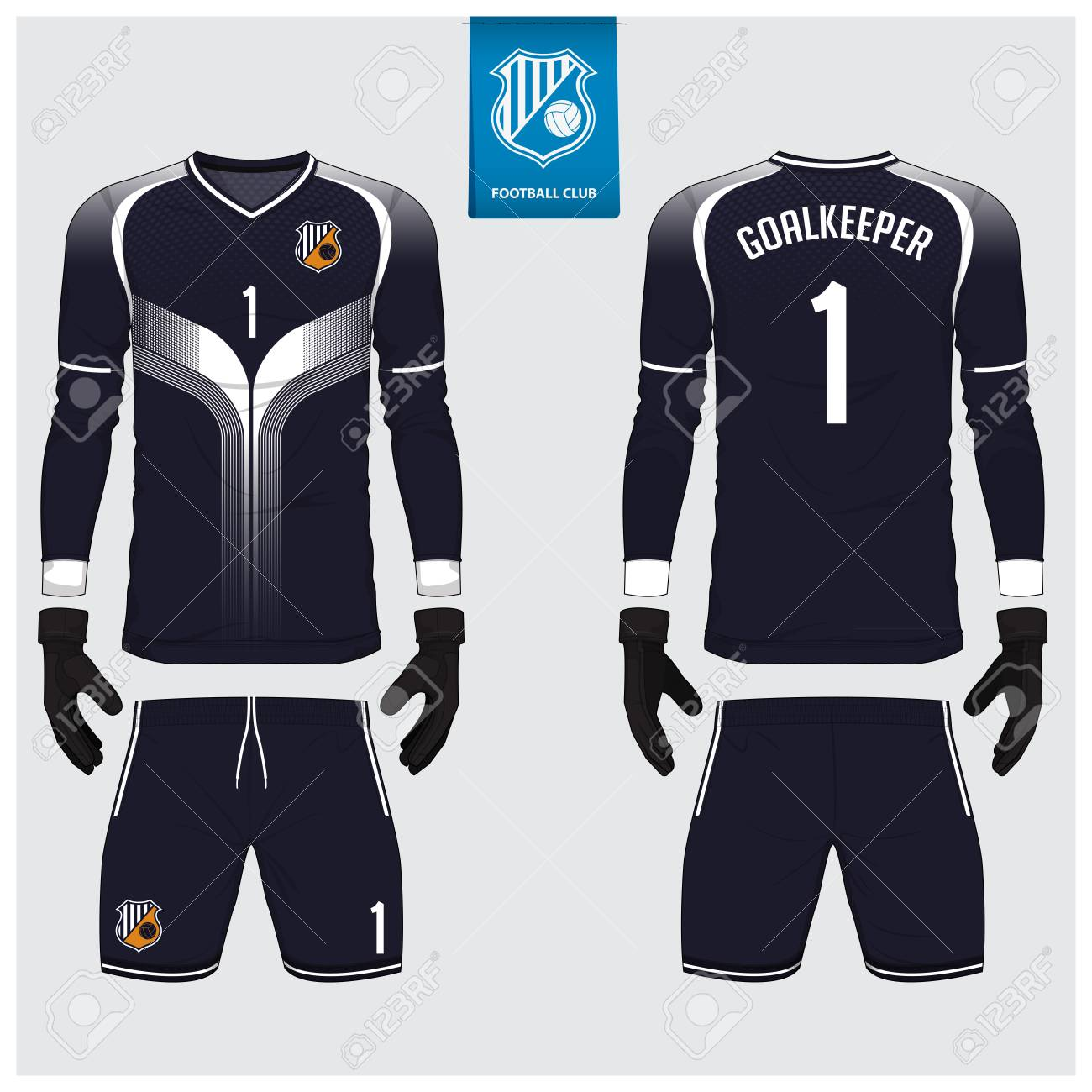 2304a6f3e Goalkeeper Jersey Or Soccer Kit
