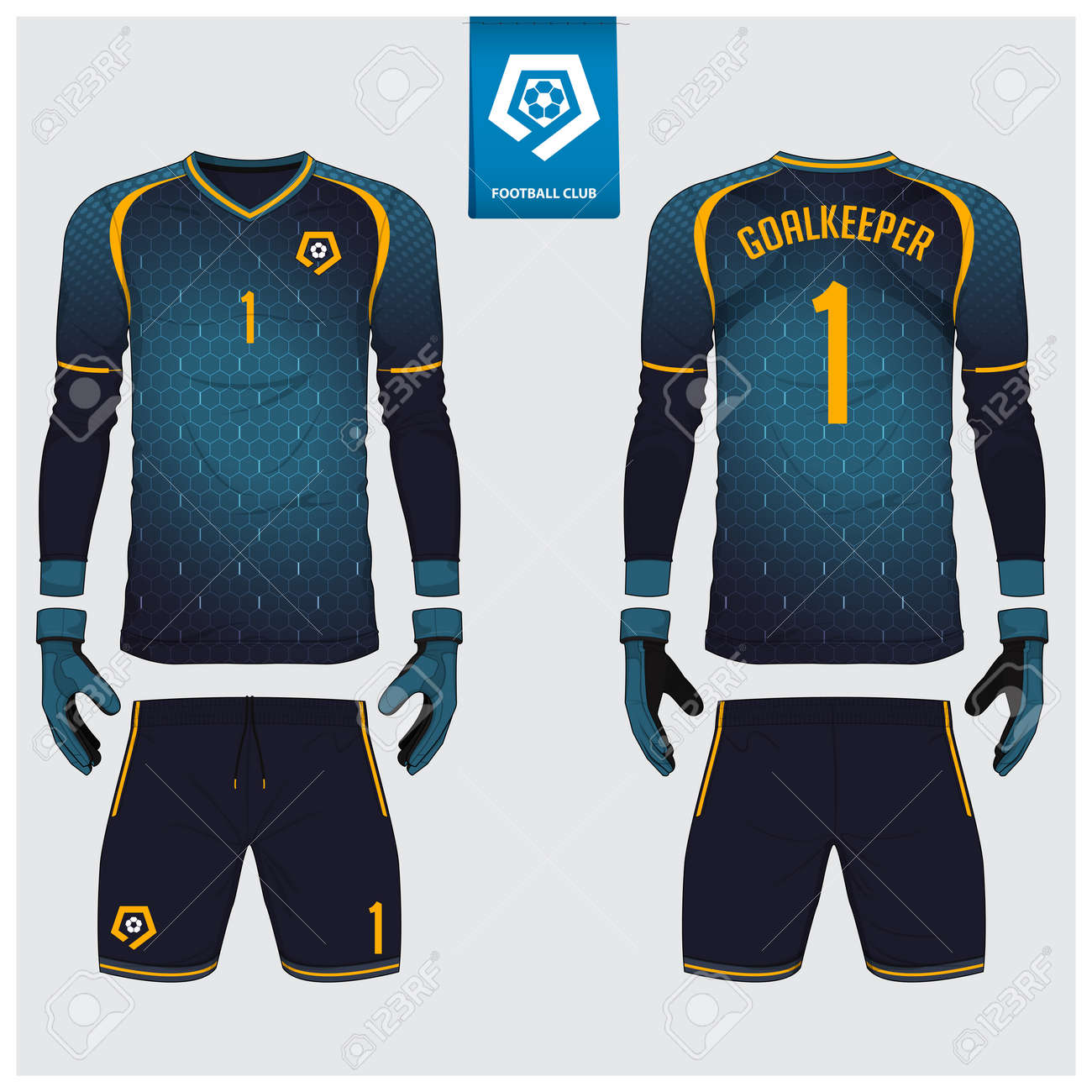 c9660c8f1 Goalkeeper Jersey Or Soccer Kit