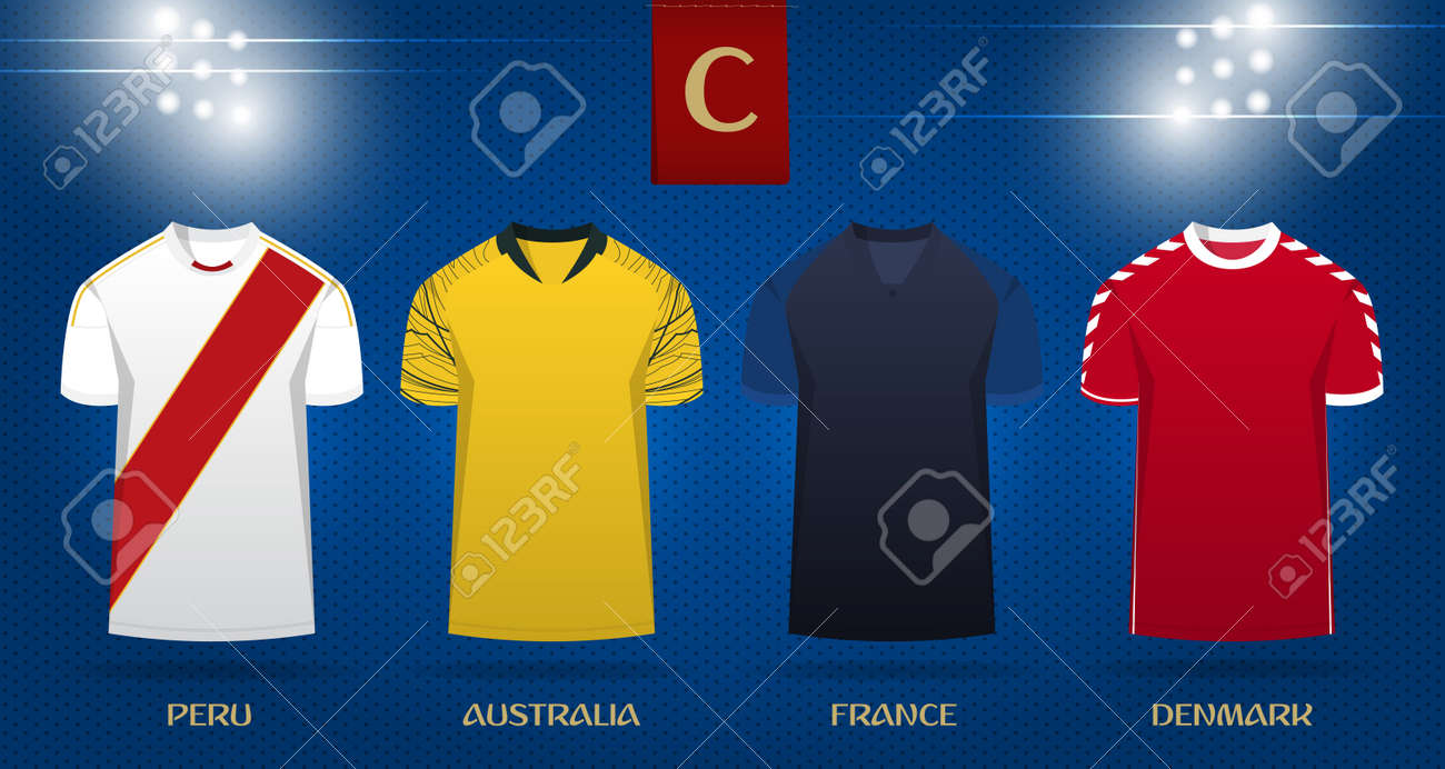 new style a9487 755af Soccer kit or football jersey template design for national football..