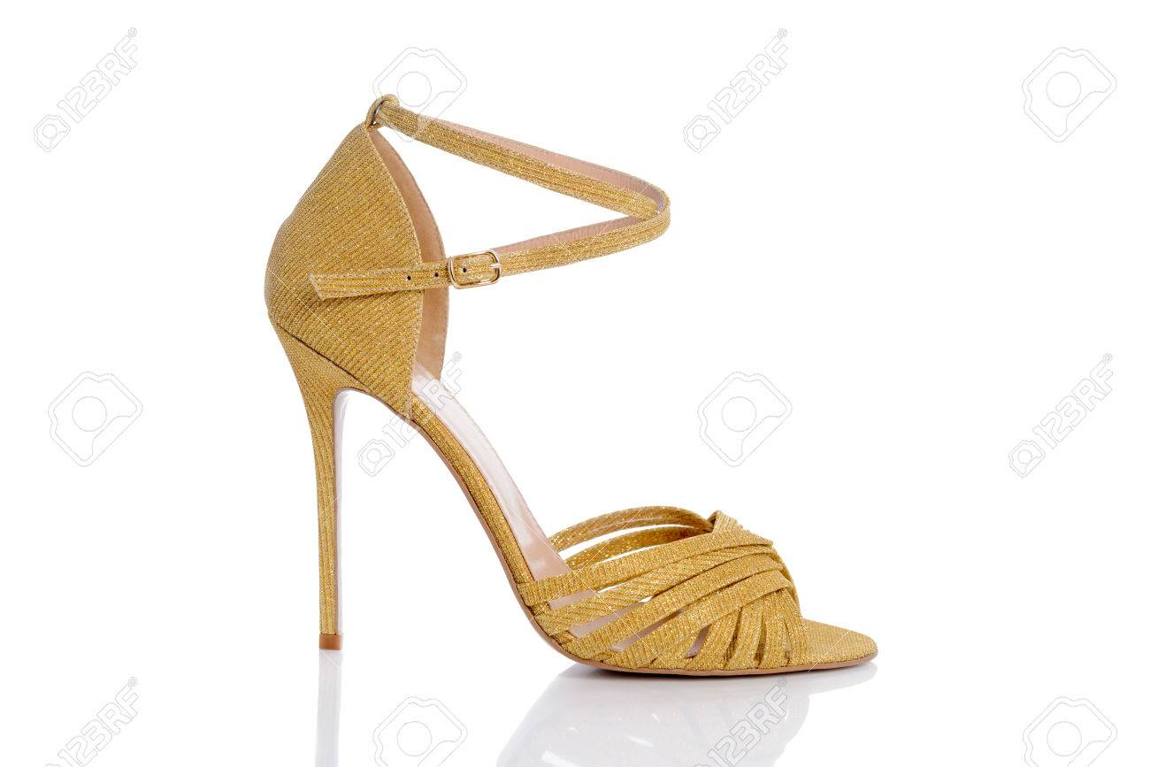 8ffab2e33480 beautiful and elegant women s sandals with high heels Stock Photo - 82733580