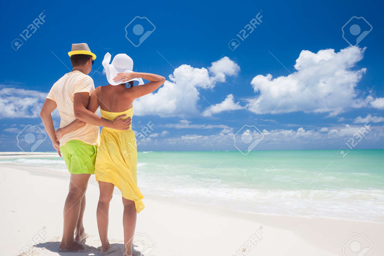 remote tropical beaches and countries. travel concept - 134998379
