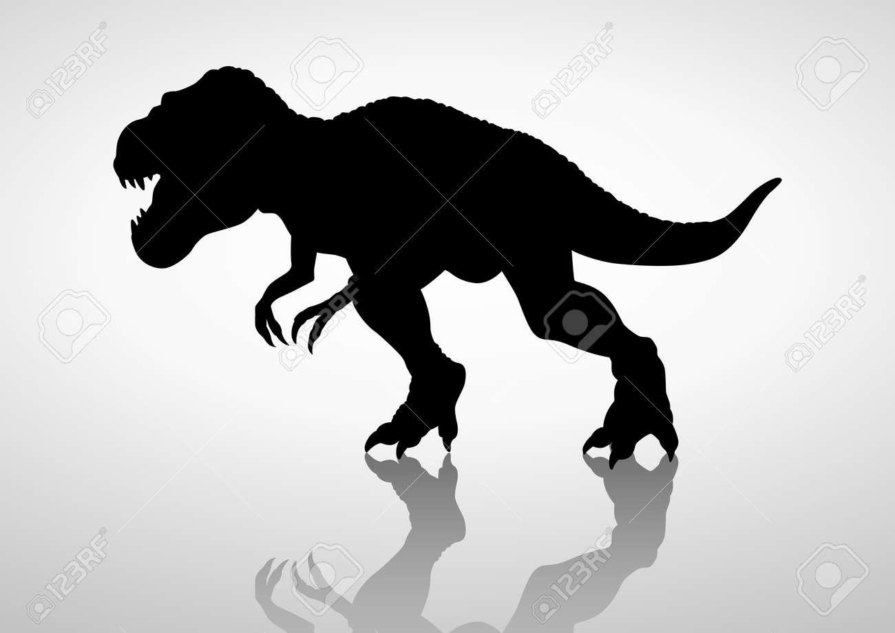 a tyrannosaurus rex  r...