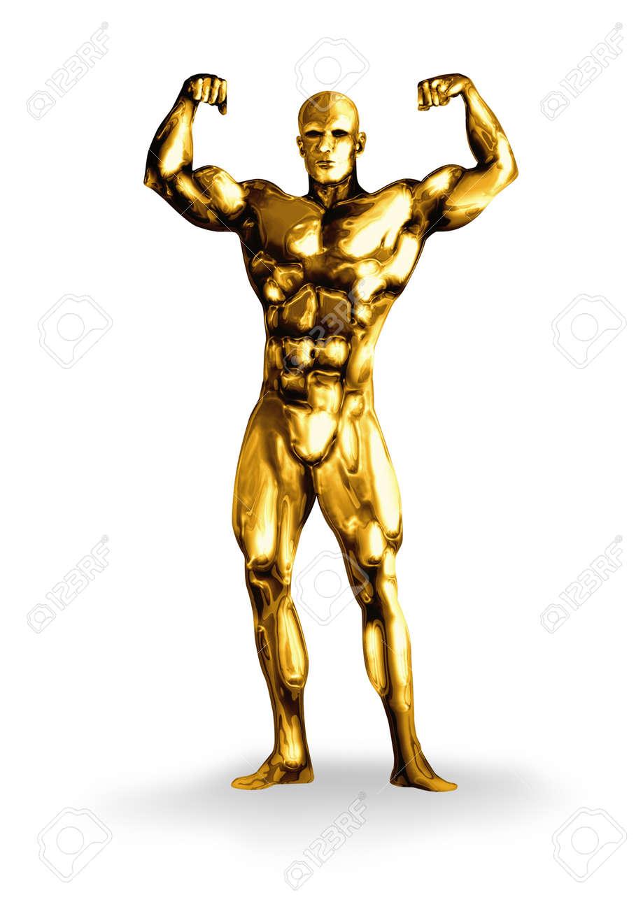 Image result for golden man