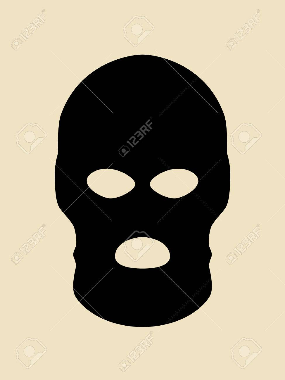 Thief Mask Icon