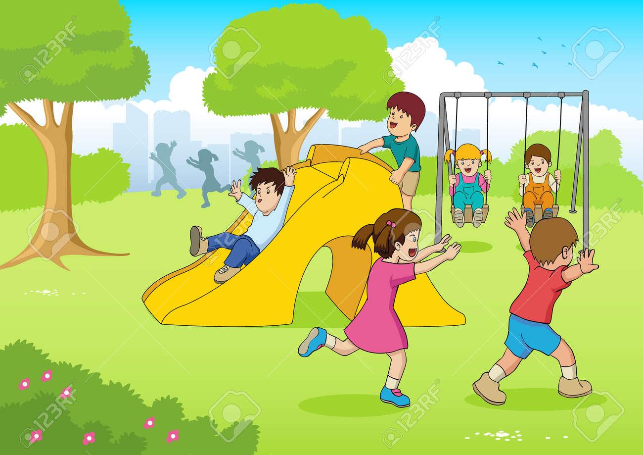 Resultado de imagen de parque animado