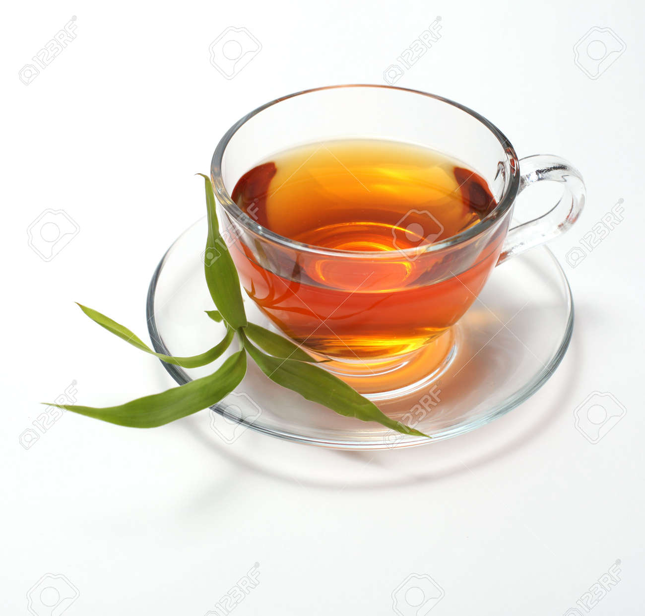 cup with tea Stock Photo - 6674336