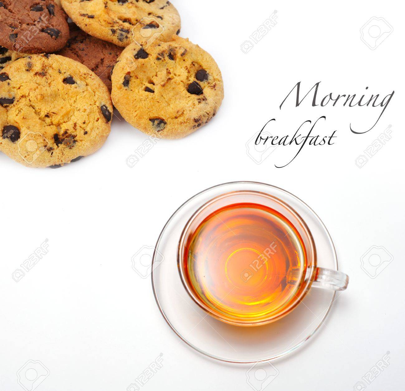 morning breakfast Stock Photo - 9786691