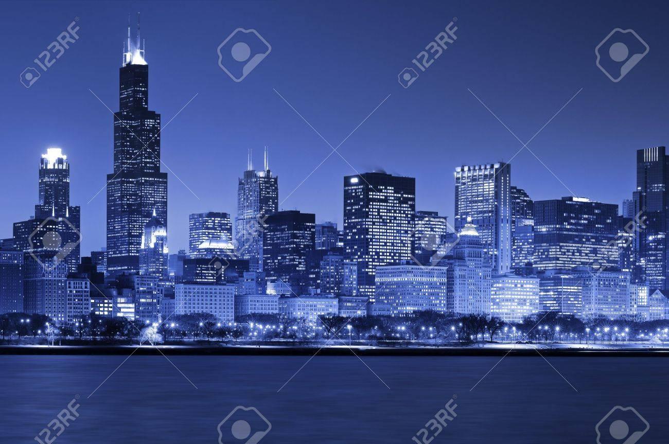 Chicago Skyline - 8985715