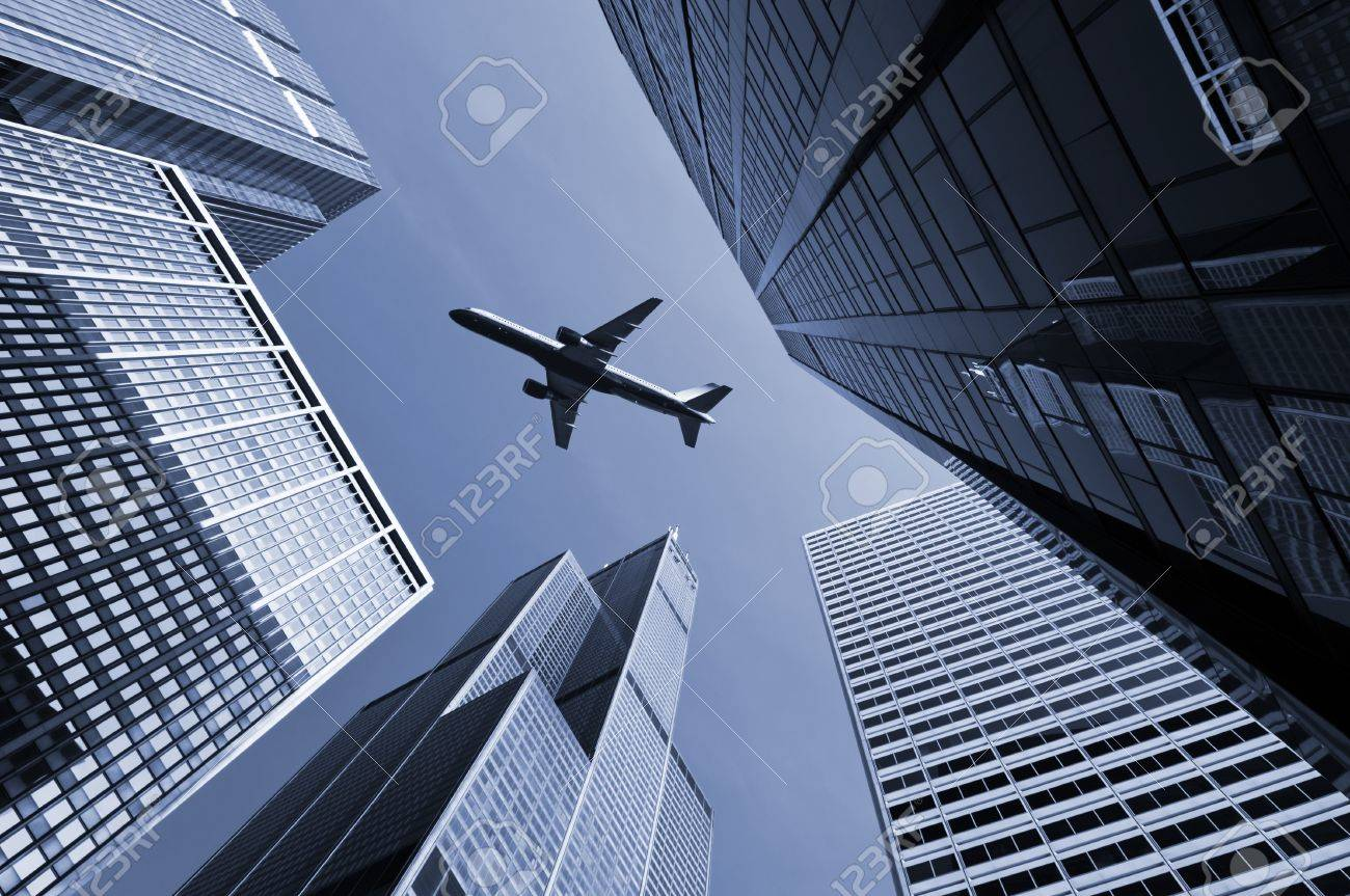 airplane tall building images u0026 stock pictures royalty free