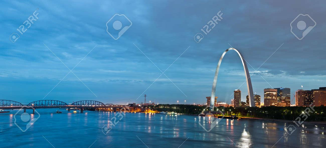 St. Louis Stock Photo - 11385166