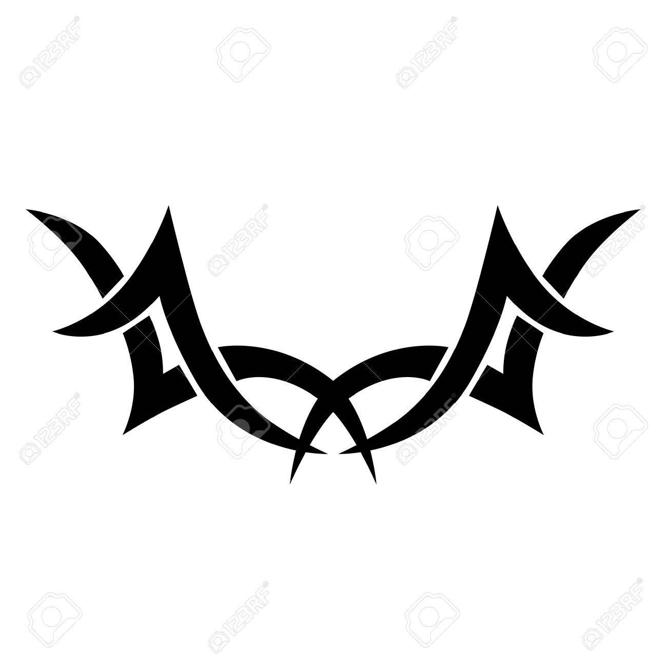 tribal designs tribal tattoos art tribal tattoo vector sketch rh 123rf com tattoo vector free tattoo vector eps